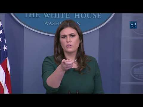 10/20/17: White House Press Briefing