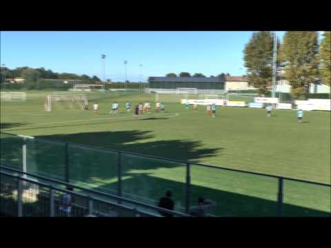 Preview video 14/09/2014 Bagnacavallo - Vadese SoleLuna 1-1