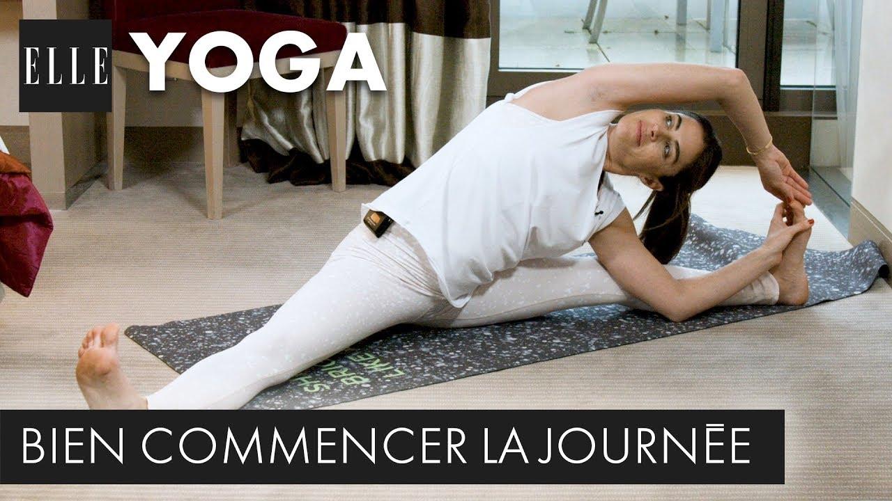 15 minutes de yoga pour bien commencer la journée