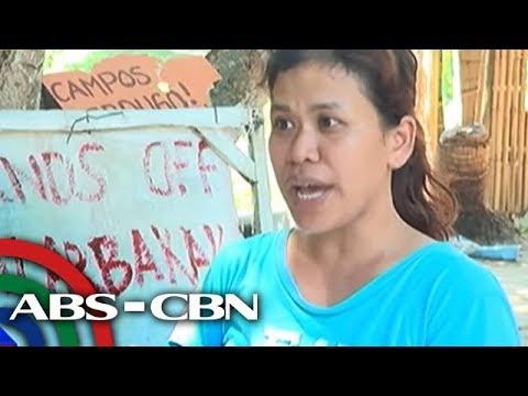 [ABS-CBN]  Mga suspek sa pagpatay sa 2 sekyu sa Batangas, tukoy na