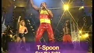 T SPOON   See the light