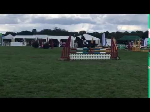 Anna French does a double clear at Osberton International Horse Trials!