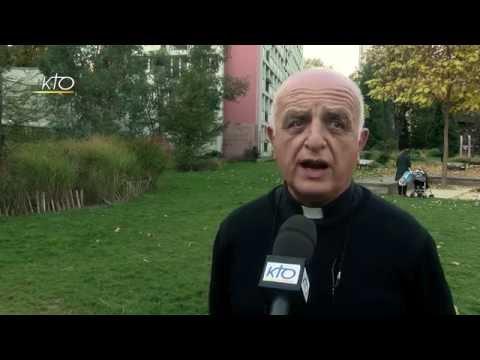 Père Yves-Marie Clochard-Bossuet, Curé de Notre-Dame-des-Foyers à Paris