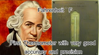 Thermodynamics Part 2- History of First Accurate Thermometer in Tamil