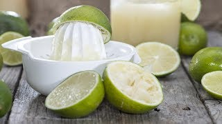5 Serious Effects Of Lime Juice