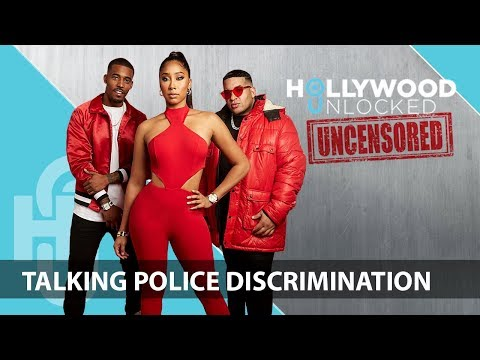 Talking Police Discrimination & Rosa Acosta Guest Host's on Hollywood Unlocked [UNCENSORED]