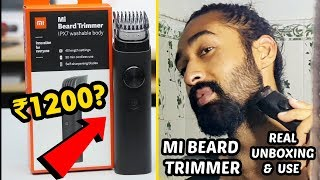 MI TRIMMER REAL LIFE REVIEW | BEST TRIMMER FOR 1200?