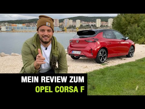 "2020 Opel Corsa F ""GS Line"" 1.2 Turbo (130 PS) 🚗 