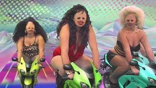 Major Lazer - Keep It Goin' Louder (feat. Ricky Blaze & Nina Sky) (Official Music Video)