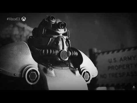 E3 2018 Trailer - It's 4x the Size of Fallout 4