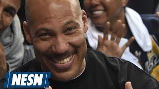 The LaVar Ball-LeBron James Saga Continues