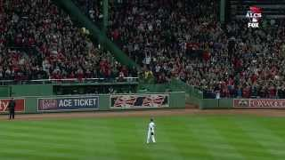 Red Sox fans show love for Victorino