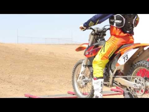 2014 KTM 450 SX F First Test