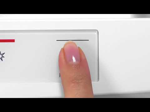 Bosch Dishwasher TFT Display Feature Video Mp3