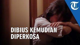 Wanita Dibius dan Diperkosa Pacar Temannya, Kemudian Digilir Teman-teman Pelaku