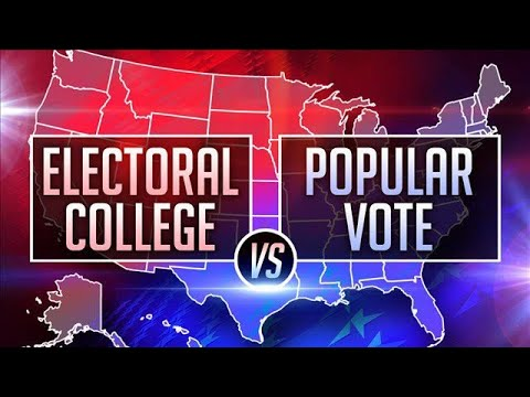 POLL: 61% of Americans Want To Abolish The Electoral College