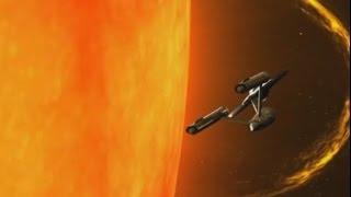 Pushin' the Speed of Light (Star Trek) ~ Music Video