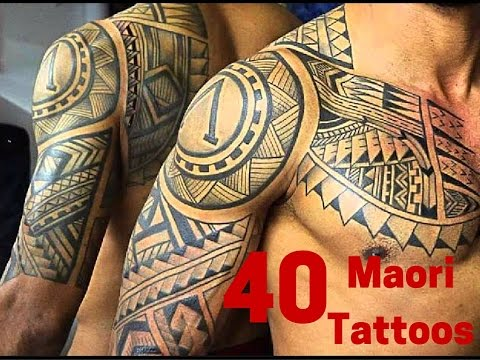 40 Powerful Maori Tattoos Mp3