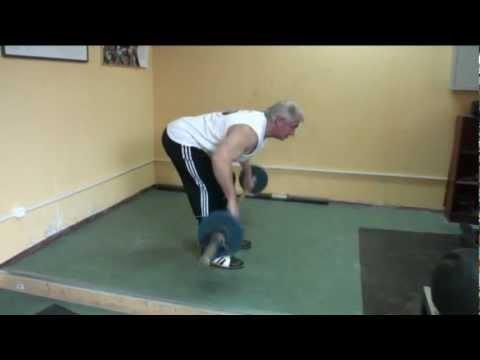 Eksperymenty z mięśniami