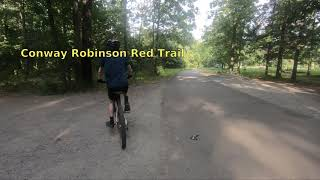 Conway Robinson Red Trail