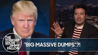 Trump's Embarrassing First Post-Election Interview | The Tonight Show