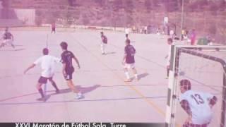 preview picture of video 'XXVI Maraton Futbol Sala Turre'