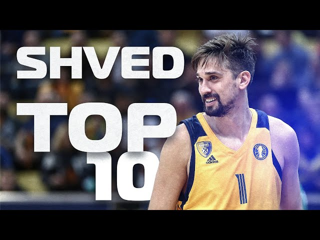 Alexey Shved Top 10 Plays | Season 2019/20