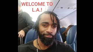 Arrival In L.A.! | Recording W/ KevOnStage
