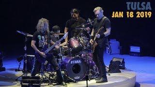 Metallica: Live in Tulsa, OK - January 18, 2019 (Full Concert)
