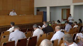 Чергова 114-а сесія Рубіжанської міської ради