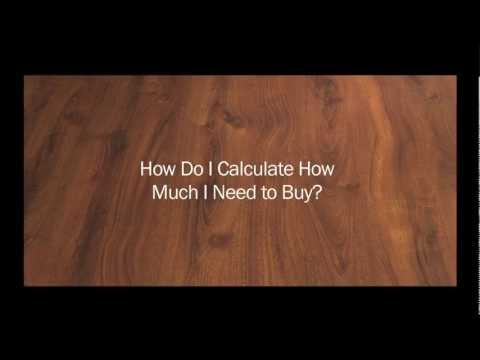 Formica Flooring: How much laminate flooring should I buy?