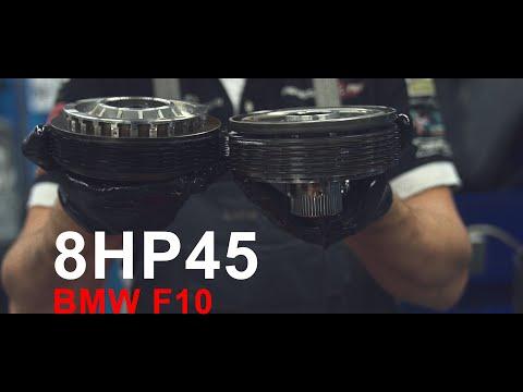 Фото к видео: F10 // 8hp45 // разбор // деффектовка // сборка