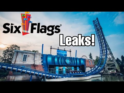 Six Flags 2020 Leaks!