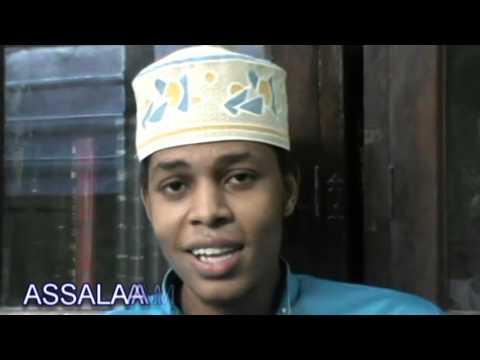 Assalamu Alayka Cover By Brother Nassir - Swahili Version (Maher Zain)