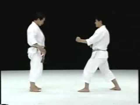 Kagawa Karate Uraken Uchi