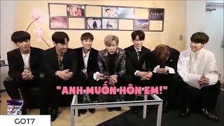 Tổng hợp sao Kpop nói và hát Tiếng Việt   BTS, GOT7, NCT, EXO, EXID,....