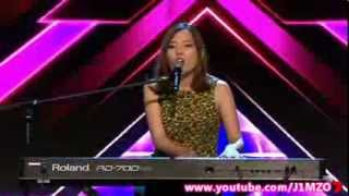 Dami Im - The X Factor Australia 2013 - Bootcamp