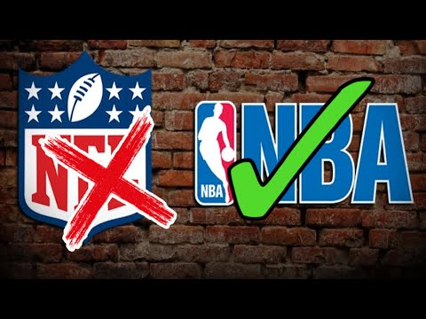 The REAL REASON the NFL Should Be SCARED Of The NBA