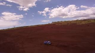 RC Rally car fpv chase