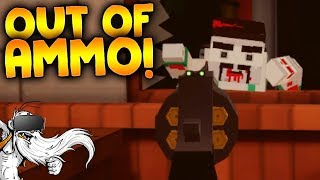 "Out of Ammo: Death Drive VR Gameplay - ""MOVE YOU FLESH PINATAS!!!"" Virtual Reality Let"