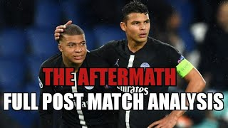 PSG 1-3 Manchester United Post Match Analysis | Champions League Reaction Review
