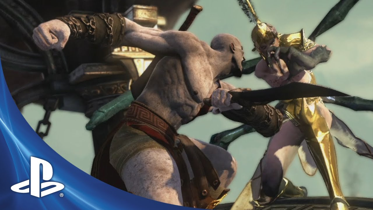 God of War: Ascension Single-Player Trailer, Demo in February