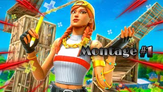 First Montage fortnite It is not the best montage