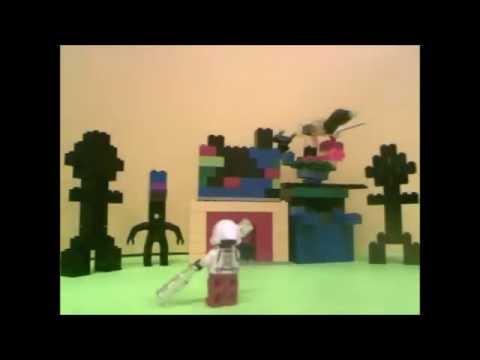 The Lego Battle by Corbiin