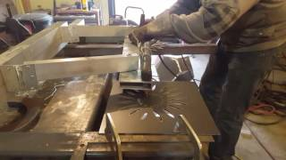 How To Make A Pantograph For A Plasma Cutter