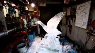 Ice Sculpture - Time Lapse Movie With The Canon EOS 5DS/5DSR DSLR