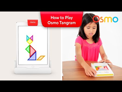 How to Play Tangram for Osmo