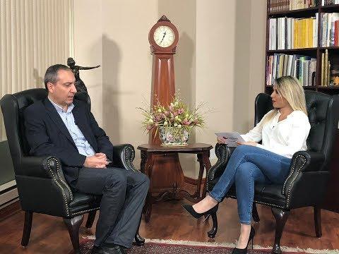 الأخبار كندا في مقابلة مع الدكتور بهاء أبو كروم