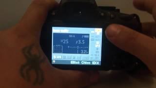 Nikon D5100 Full-Time Autofocus Tutorial