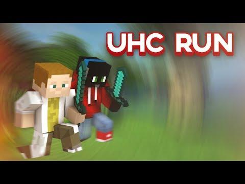 Přetlaky na UHC RUN s Marwem! [Minecraft]